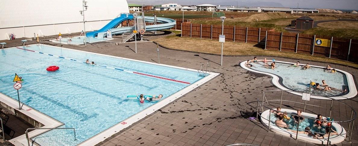 Þorlákshöfn swimming pool